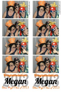 photo booth rental graduation