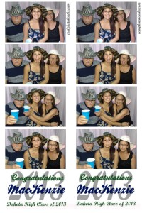 Graduation Photo Booth Specia